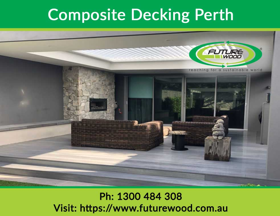 Is composite decking slippery