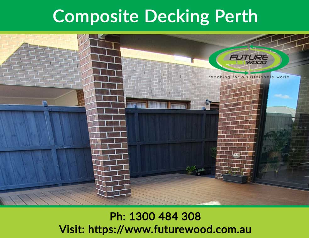 What are the problems with composite decking
