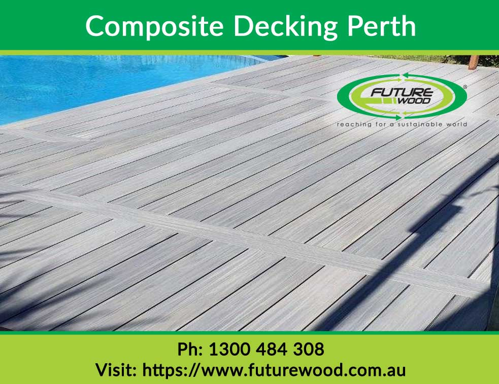 Which Composite decking looks most like wood