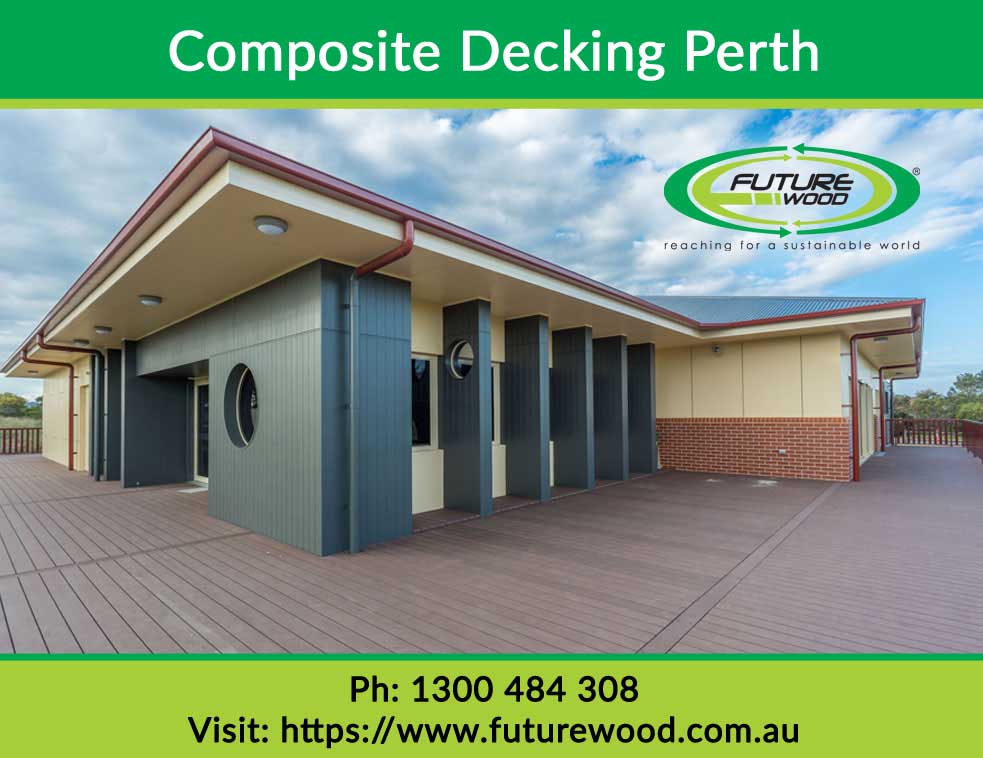 Is composite decking slippery when wet