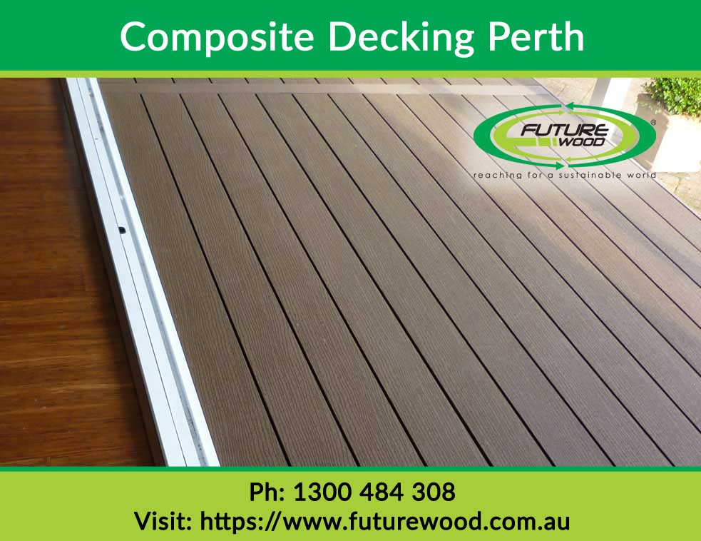What do you clean composite decking with